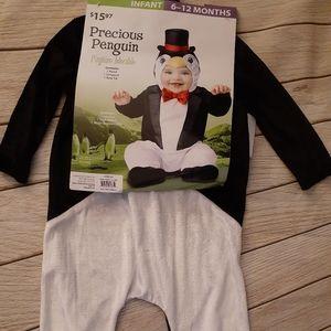 Infants Halloween costume Precious Penguin size 6-